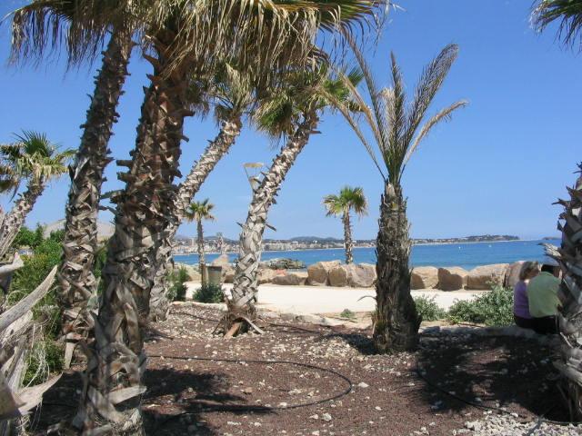 plage de la Base Nature